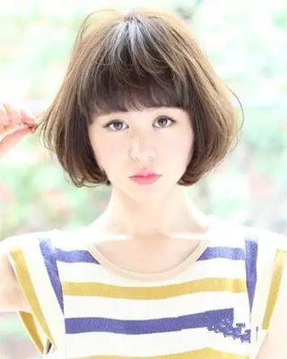 菱形脸适合什么发型???  菱形脸适合什么样的发型