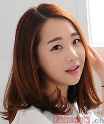 韩式小清新女生发型