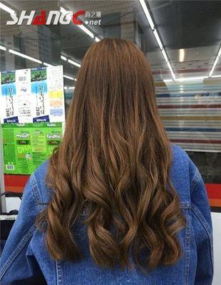 女生发型微卷发型