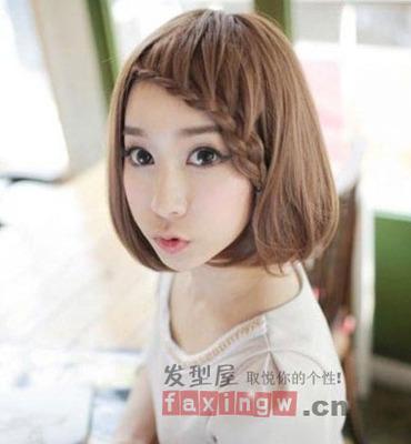 发型屋女生发型