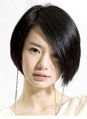 中国明星发型
